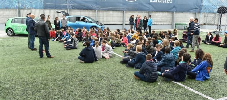 """""""e-Mobility Weeks"""" – campania derulată de Idea Events în școli și companii"""