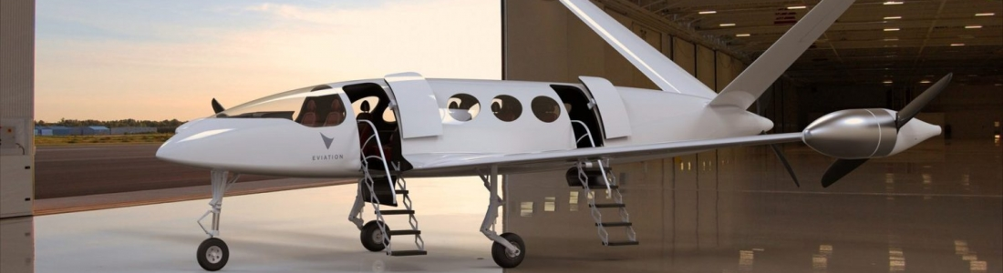 A new all-electric aircraft with a range up to 600 miles unveiled at Paris Air Show