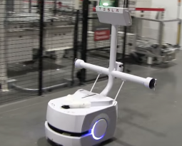 Take a look at the robots inside the TESLA factory