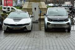 BMWi8&i3