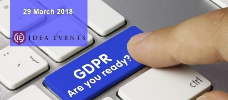 Ești pregătit pentru GDPR?