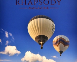 The launch of the Rhapsody Magazine celebrated at Luxury Meets Luxury party