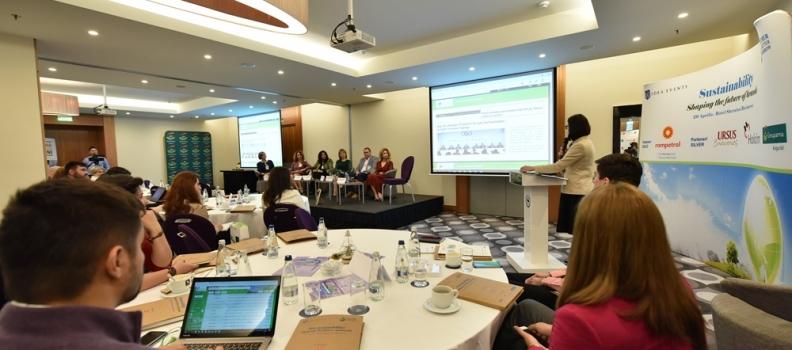 """Cele mai sustenabile branduri din România și-au prezentat planurile de viitor la conferința """"Sustainability: Shaping The Future of Brands"""