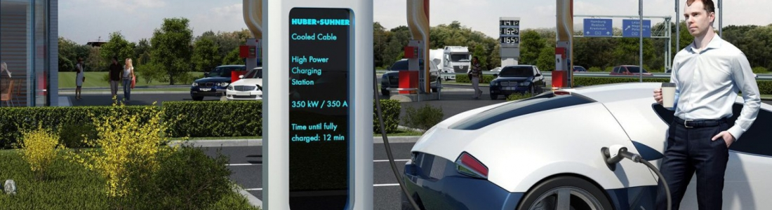 New 'ultra-fast 350 kW charging stations' for EVs to be deployed in Europe in partnership with Audi, BMW and others