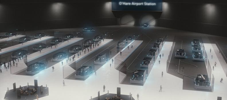 Elon Musk aduce orașul viitorului cu un pas mai aproape