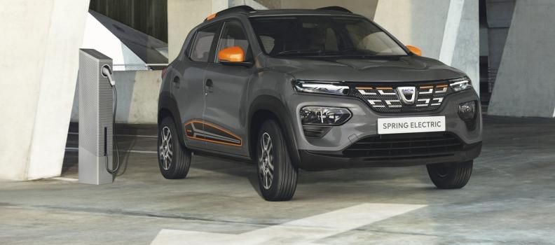 Dacia Spring va fi cea mai accesibila masina electrica de pe piata din Romania – Sustainable Mobility Forum