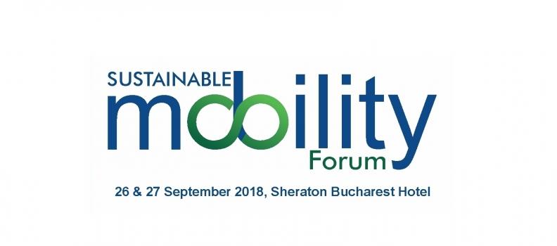 Mobilitatea urbană sustenabilă și combaterea poluării în prim plan la conferința Sustainable Mobility Forum