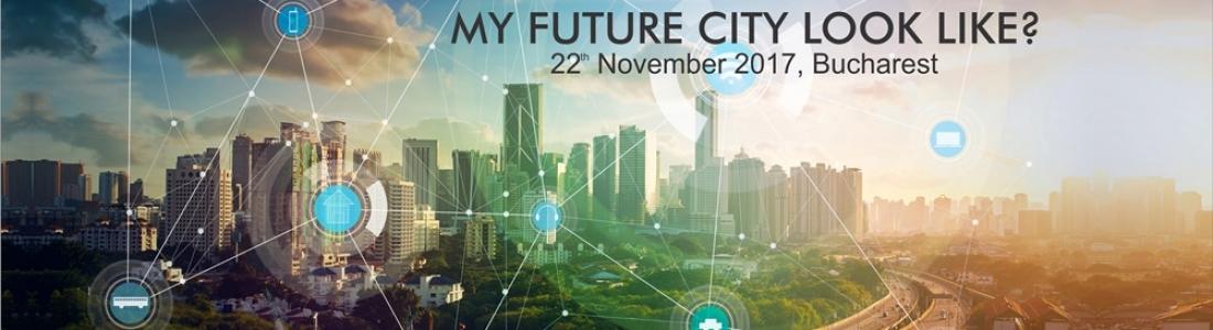 Inovația, tehnologia și arhitectura își dau întâlnire la conferința'What does my future city look like?'