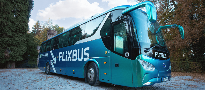 First electric long distance bus in Germany