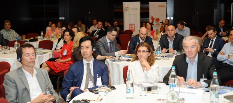 Arhitectura sustenabila, prezenta la conferinta Sustainable Buildings – A step into the future