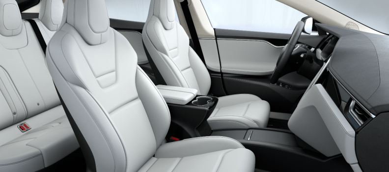 Tesla now offers a vegan interior option and next gen premium in-house seats in all its models