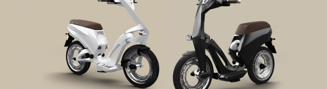 UJET introduces an electric folding smart scooter